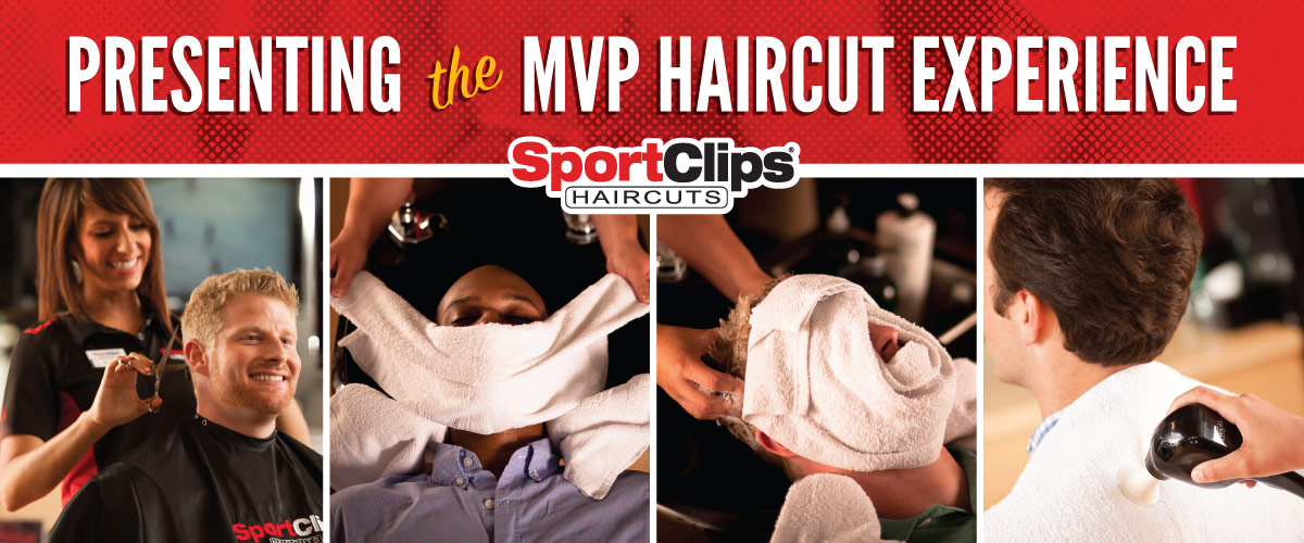 The Sport Clips Haircuts of Sulphur MVP Haircut Experience